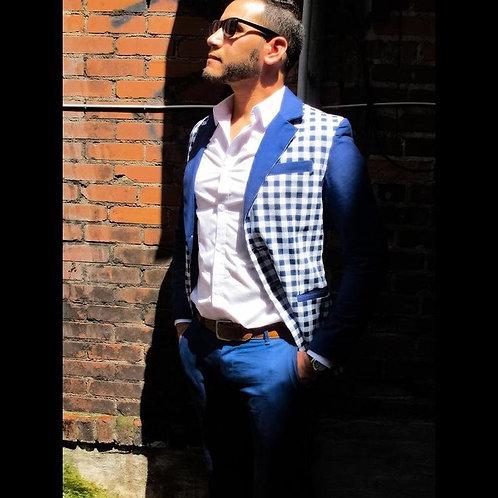 Nipsey Blue Suit
