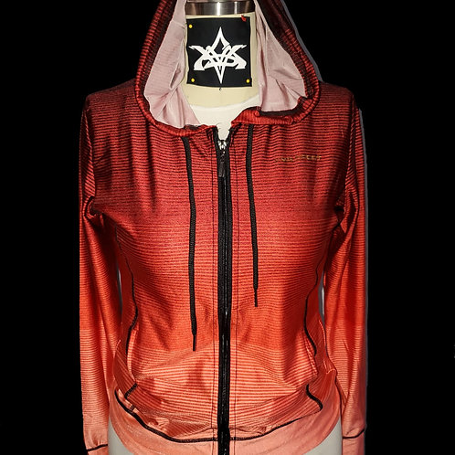 VMS SPORT TRACKSUIT OMBRE RED