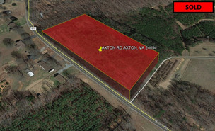 1.32 Acre Vacant Lot in Henry County, VA for only  $221.09/month