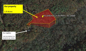 1.9 Acre Lot in Cherokee County, NC for only $254.15/month