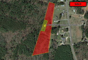 Nearly 5 acres of Stunning Land in Vance County, NC