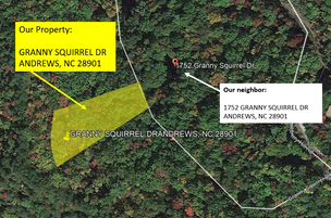 Cherokee County, NC 1.20 Acre Lot for $232.89/mo
