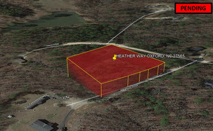 0.95 Acres in Vance County for $257.14/mo only