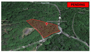 Low Down Payment of $3,500 for a 2.6 Acre Lot - Bedford County, VA