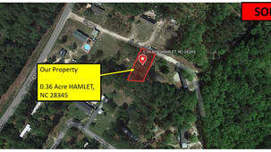 Yours for $500 DOWN - $141.79/mo. - 0.36 Acres Richmond County