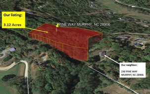 Mobile Homes OK! Land for Sale in Cherokee County, NC