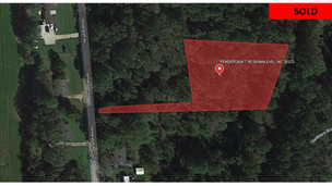 Harnett County, NC - 1.50 Acres - Low monthly $315.44