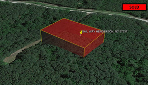 0.51 Acres in Vance County for ONLY $3,999