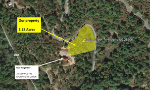 1.28 Acre Lot in Cherokee County