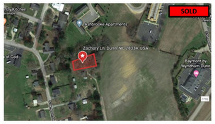 Yours for $2,000 Down Payment for 0.33 Acre (Harnett County, NC)