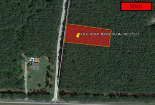 Half an Acre lot in Vance County, NC for $236.51/MONTH