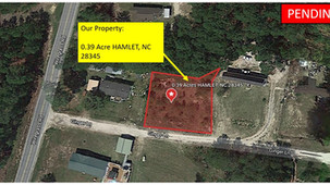 LOW Monthly payment $142.28 - 0.39 Acres Richmond County