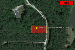 Vacant Lot in Vance County, NC for $236.51/month
