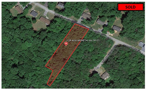 LOW Down payment! - Bedford County, VA - 1.28 Acres