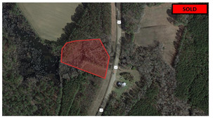 2.03 Acre land for Only $1500 Down Payment - Martin County, NC