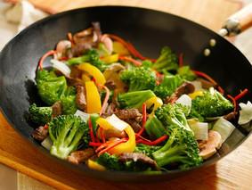 Gesunde Ernährung - WANN sollte ich WAS essen?