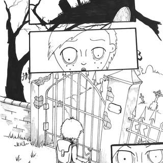 A Walk Through the Graveyard pg 2