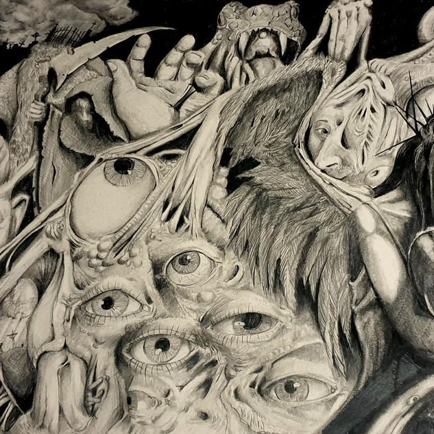The Principle of Evil Made Flesh