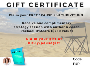 Pause for Productivity Challenge 2018 5 Day Challenge - You Did It!