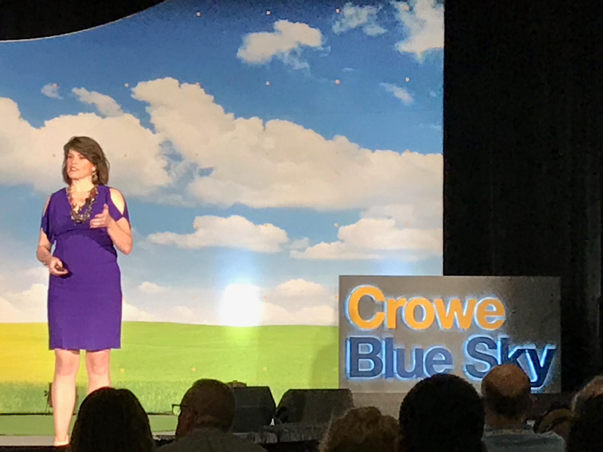2018 Crowe Health Summit Dallas, TX