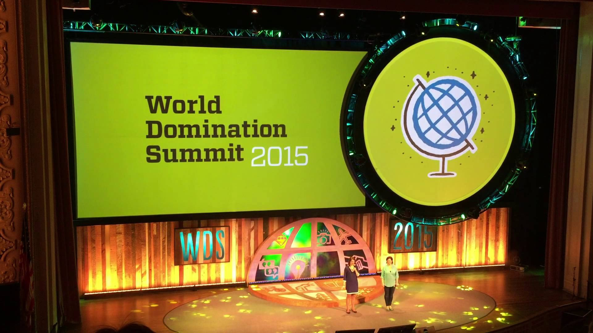 World Domination Attendee Story
