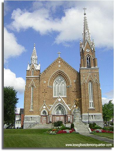 église Ste-Agnès
