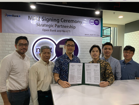 Strategic Partnership with NEXT TI