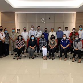 Meeting Silaturahmi BPR Komisariat Bogor dan Mitra Jasa Lima
