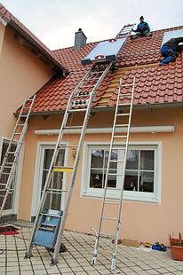 Geda Solarlift Kranmeister Aufzug
