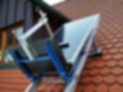 Geda Solar Lift Kranmeister