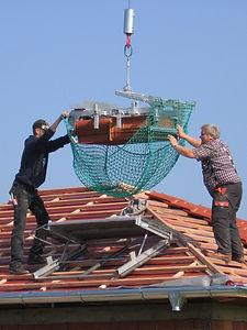 Ziegelzangen Dachziegelzangen