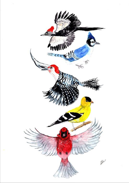 11. Bird Totem