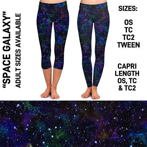 Space Galaxy Leggings
