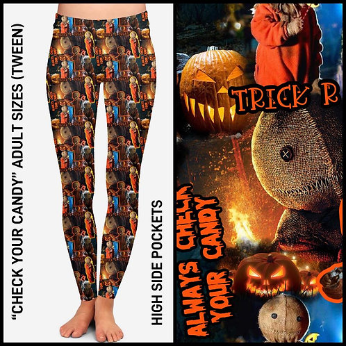 Check Your Candy Leggings ~ ETA Late August