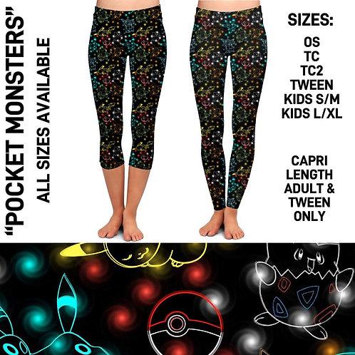 Pocket Monsters Leggings