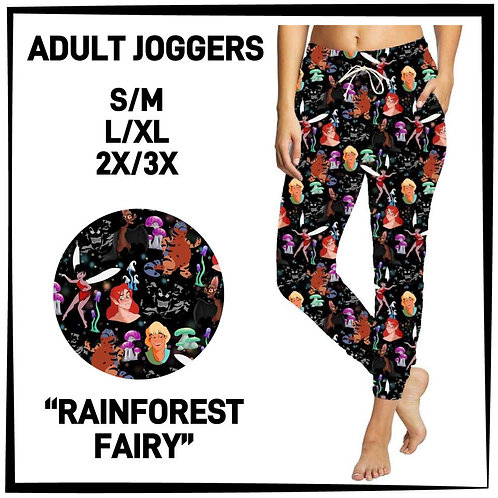Rainforest Fairy Joggers ~ ETA Early May
