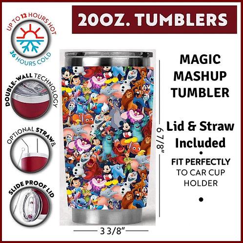 Magic Mashup Tumbler