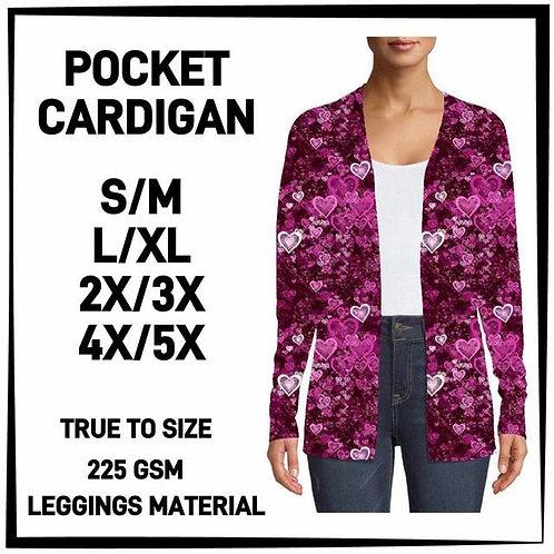 Hearts Cardigan