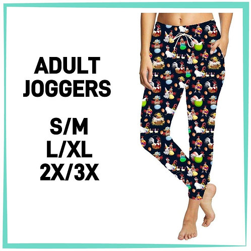 Easter Chicks Joggers