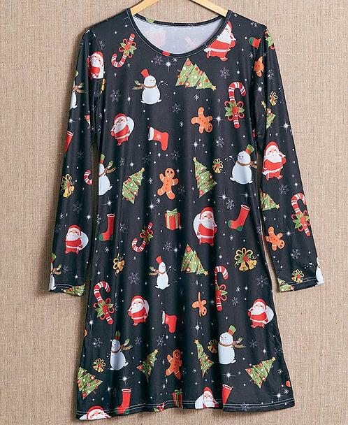 Fall/Winter  Print Dresses ~ All Sizes ~ Multiple Prints