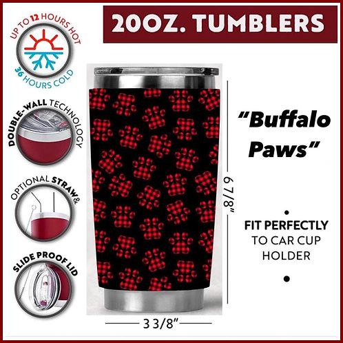 Buffalo Paws Tumbler