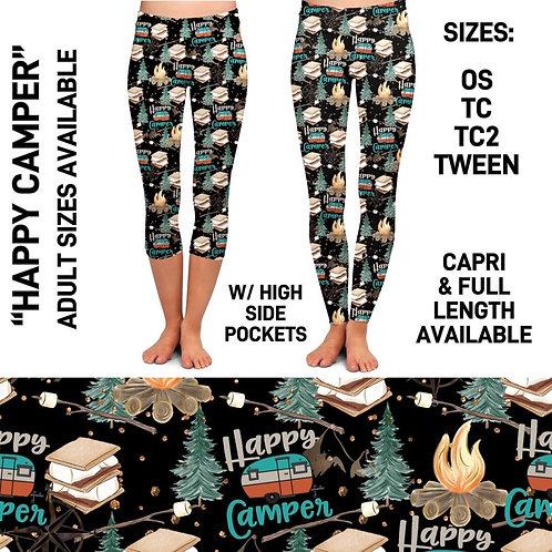 Happy Camper Leggings