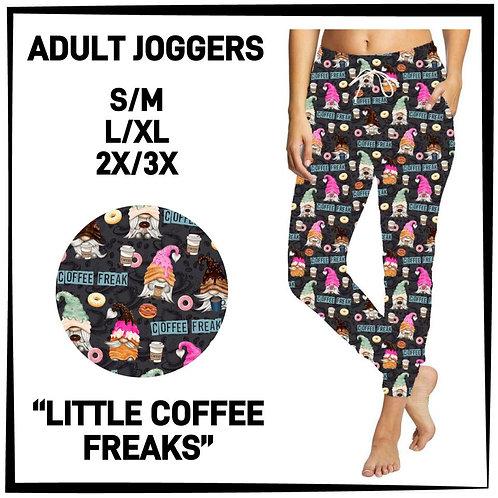 Little Coffee Freaks Joggers ~ ETA Early May