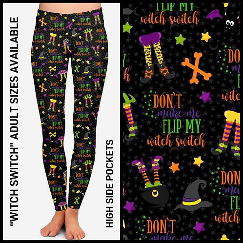 Witch Switch Leggings