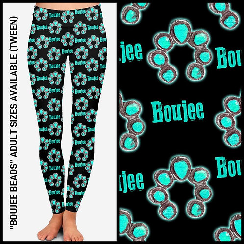 Boujee Beads Leggings ~ ETA Late April