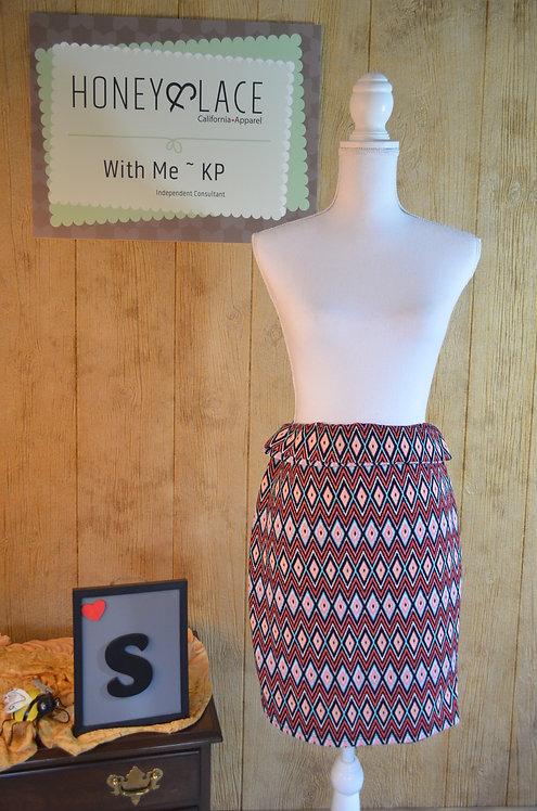Fullerton Pencil Skirt