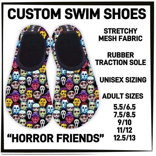 Horror Friends Water/Swim Shoes