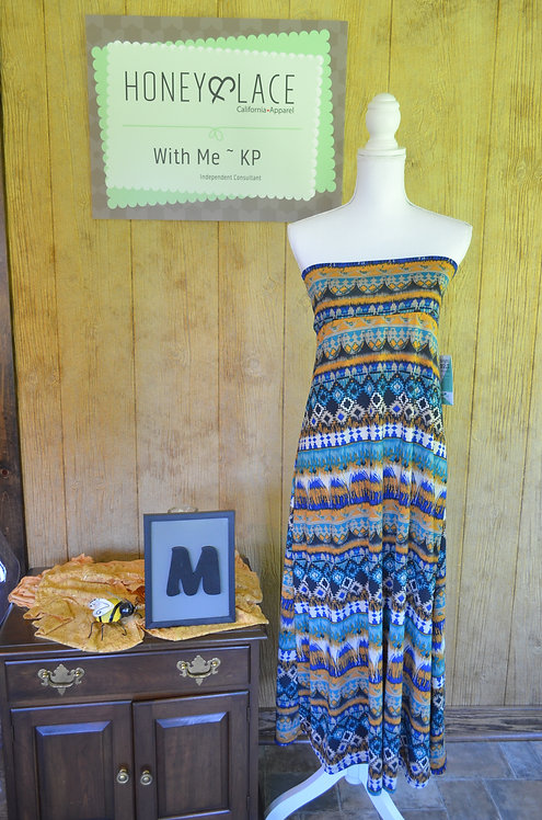 Marina Maxi Skirt