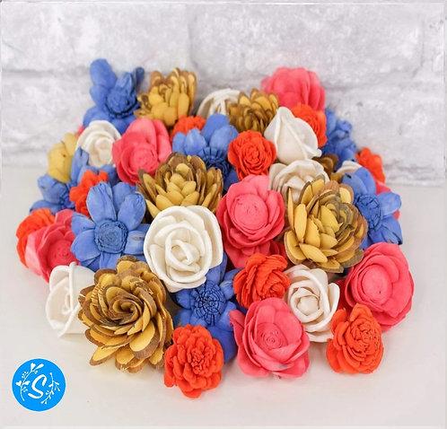 Tropical Florals Mini