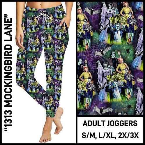 1313 Mockingbird Lane Joggers